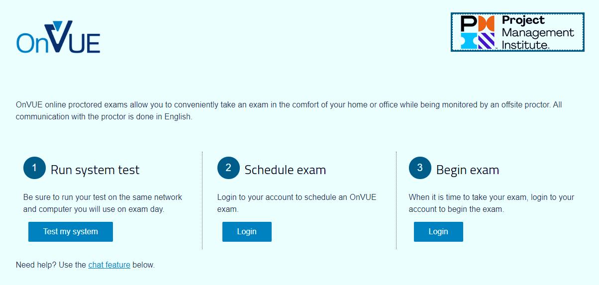 New PMP Online Exam - pmwares
